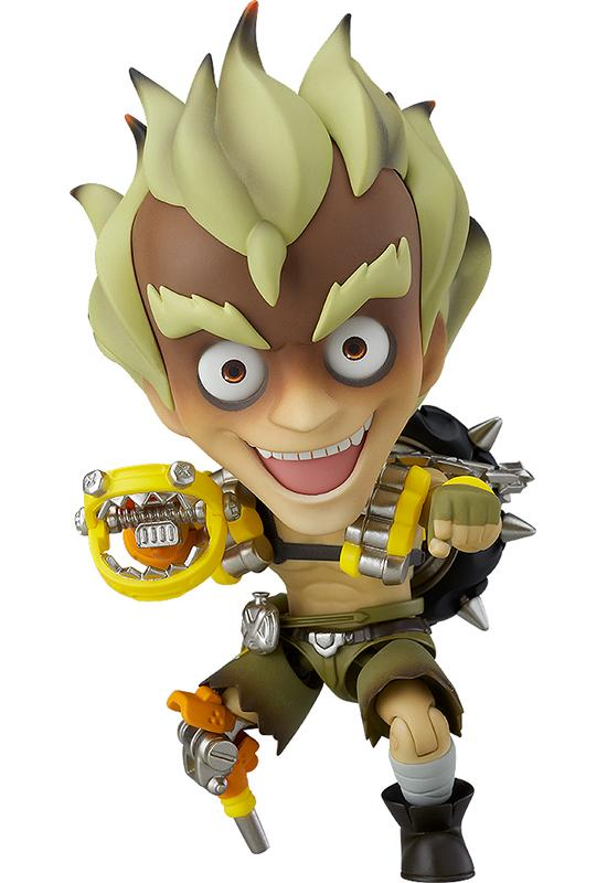 [Pre-Order] Nendoroid: Overwatch - Junkrat Classic Skin Edition