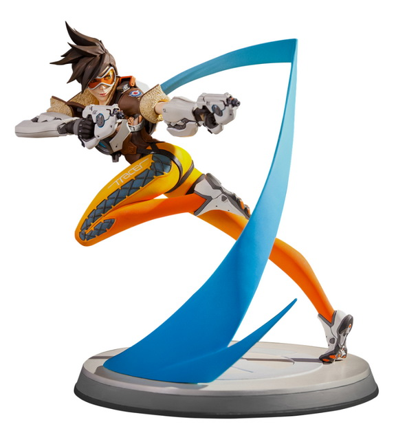 "[Pre-Order] Overwatch 12"" Statue - Tracer"