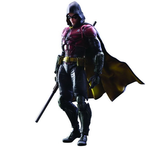 DC Comic Play Arts -Kai- Arkham Knight - Robin