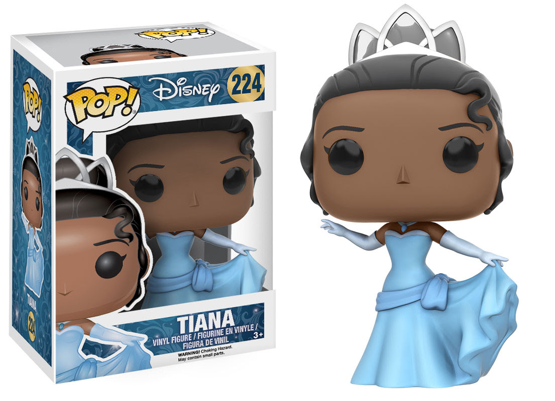 POP! Disney: Princess - Tiana