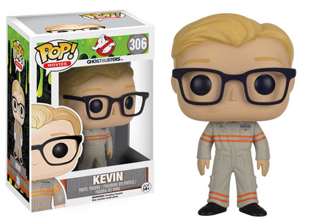 Pop Movies: Ghostbusters 2016 - Kevin