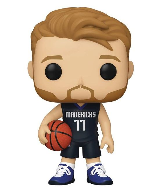 POP! Basketball - Dallas Mavericks Luka Doncic