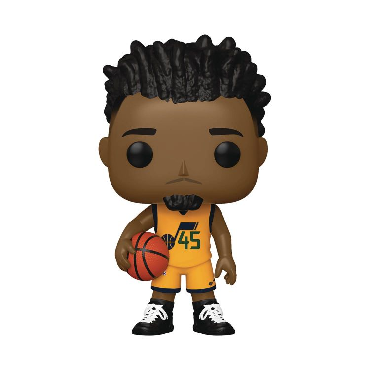 POP! Basketball - Utah Jazz Donovan Mitchell