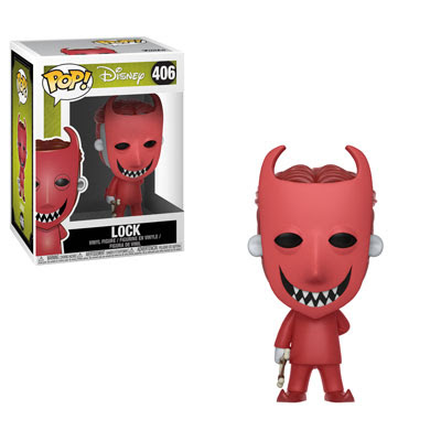 POP! Disney: Nightmare Before Christmas - Lock