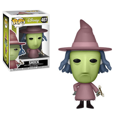 POP! Disney: Nightmare Before Christmas - Shock