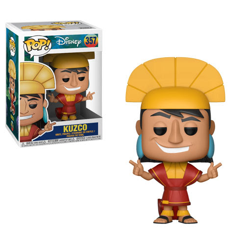POP! Disney: The Emperor's New Groove - Kuzco