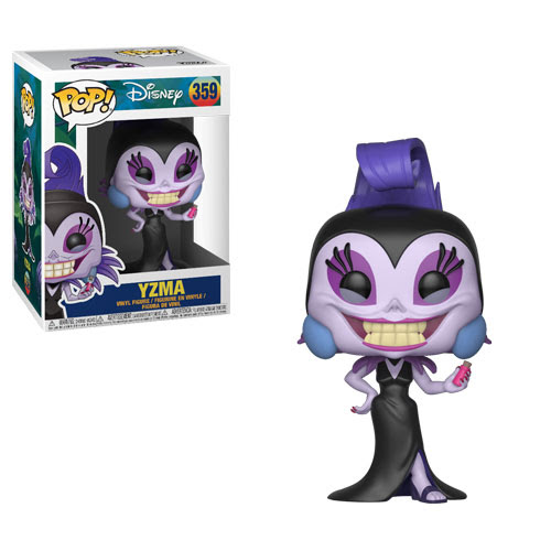 POP! Disney: The Emperor's New Groove - Yzma