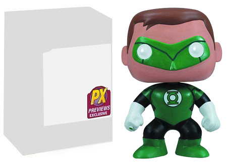 Pop! Heroes - New 52 Green Lantern Previews Exclusive