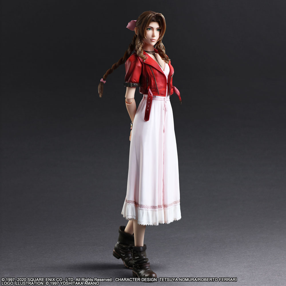 [Pre-Order] Play Arts -Kai- Final Fantasy VII Remake - Aerith Gainsborough