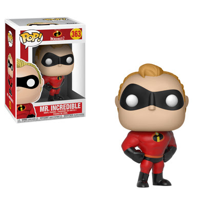 Pop! Disney: Incredibles 2 - Mr. Incredibles