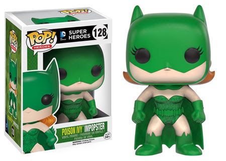 Pop! Heroes - Impopsters! Poison Ivy Batgirl