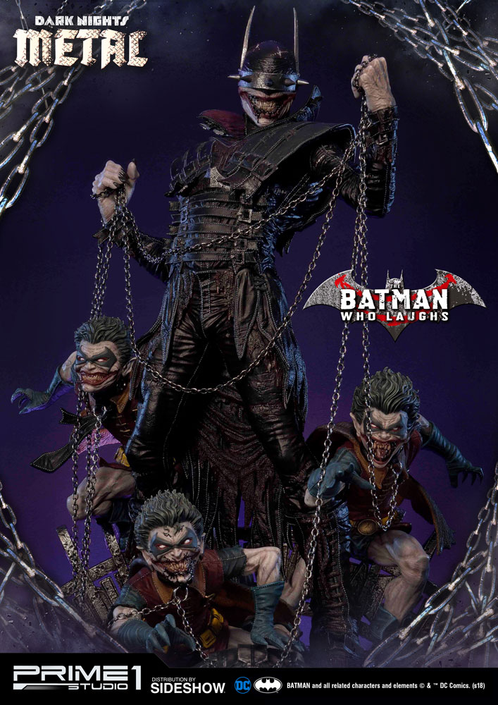 [Pre-Order] Dark Nights: Metal - Batman Who Laughs Statue