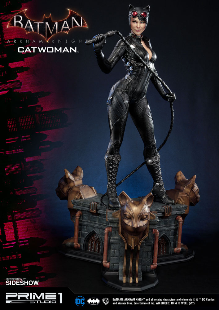 Catwoman 1/3 Statue