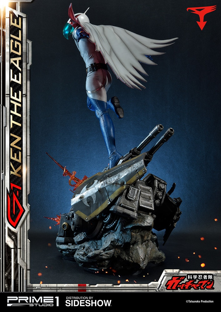 [Pre-Order] G-1 Ken the Eagle 1:4 Scale Statue