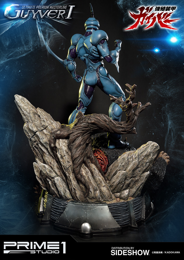 [Pre-Order] Guyver I Ultimate Premium Masterline Statue - Click Image to Close