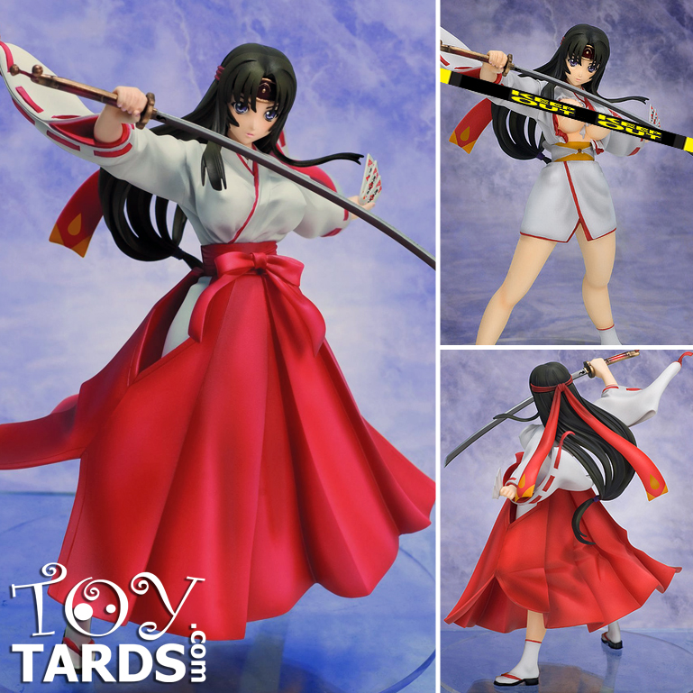R-Line Queen's Blade Tomoe