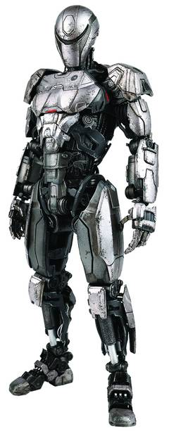 Robocop EM-208 1/6 Scale [Box Damaged]