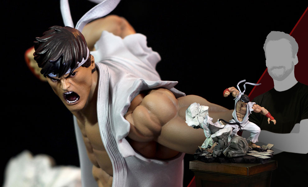 [Pre-Order] Battle of Brothers Diorama - Ryu