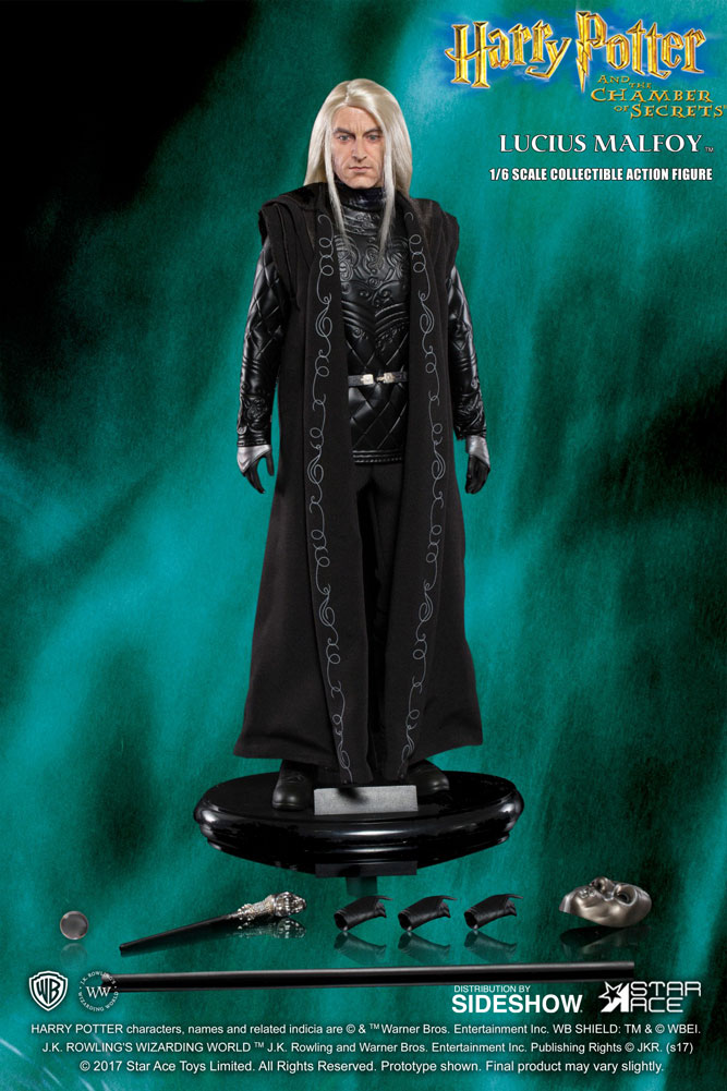 [Pre-Order] Harry Potter & The Chamber of Secrets - Lucius Malfoy