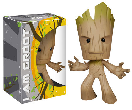 Super Deluxe Vinyl: Guardian of the Galaxy - Groot