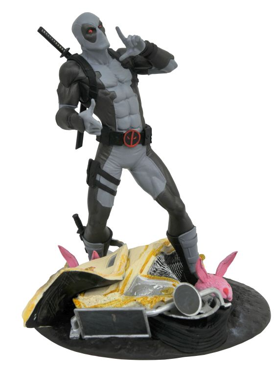 2019 SDCC Marvel Gallery - X-Force Taco Truck Deadpool Statue