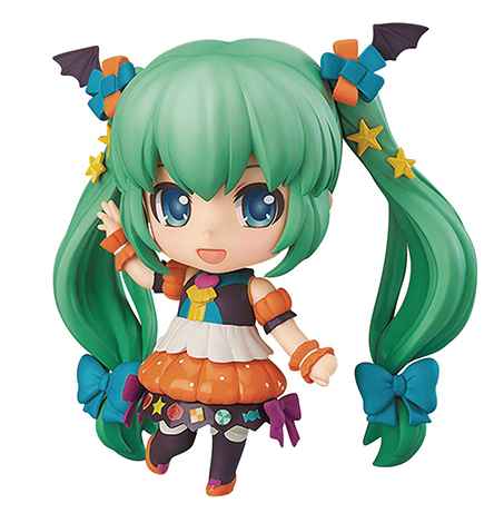Nendoroid Co-de: Hatsune Miku - Sweet Pumpkin Co-de
