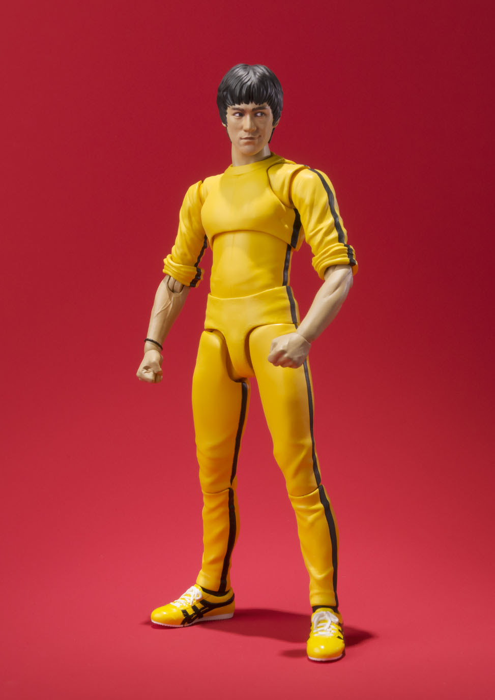 S.H. Figuarts Bruce Lee (Yellow Track Suit)