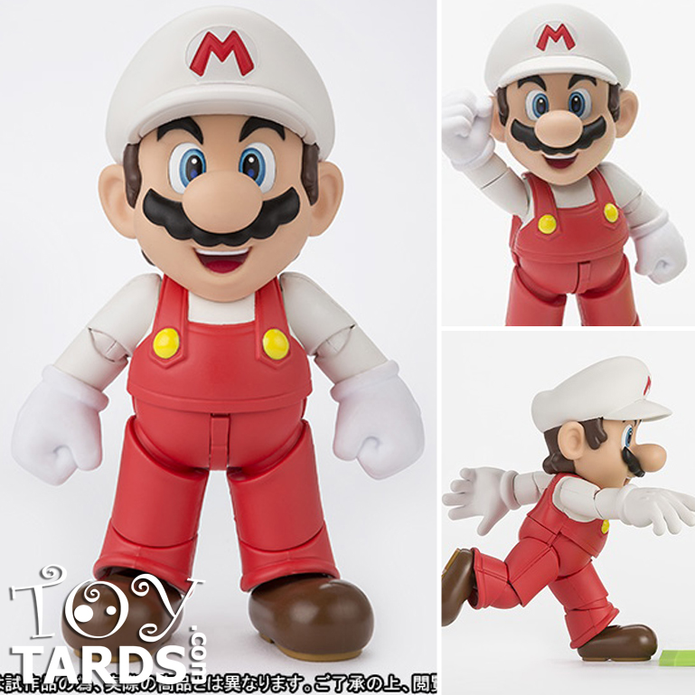 S.H.Figuarts Fire Mario *Clearance