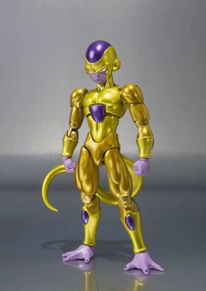 S.H.Figuarts Dragon Ball - Golden Frieza