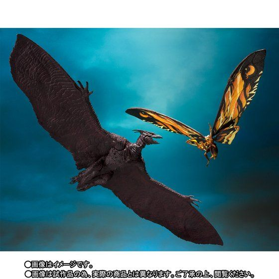 [Pre-Order] S.H.MonsterArts - Mothra & Rodan 2019 King of the Monsters