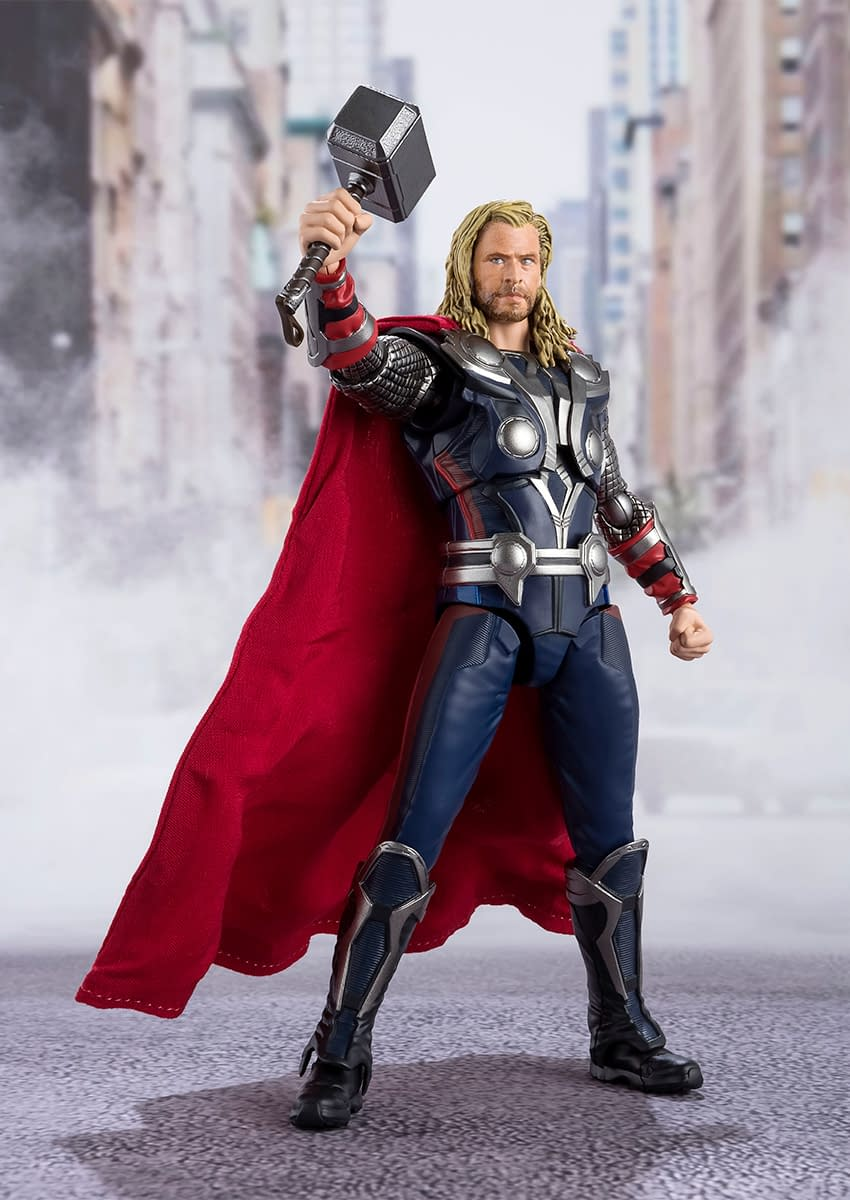 [Pre-Order] S.H. Figuarts: Avengers - Thor Battle of New York Ver.