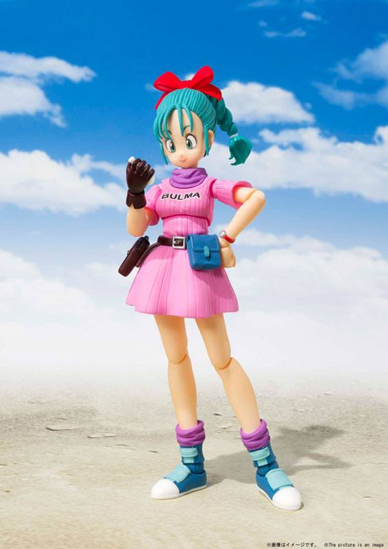 [Pre-Order] S.H.Figuarts Dragon Ball - Bulma -Adventure Begins-