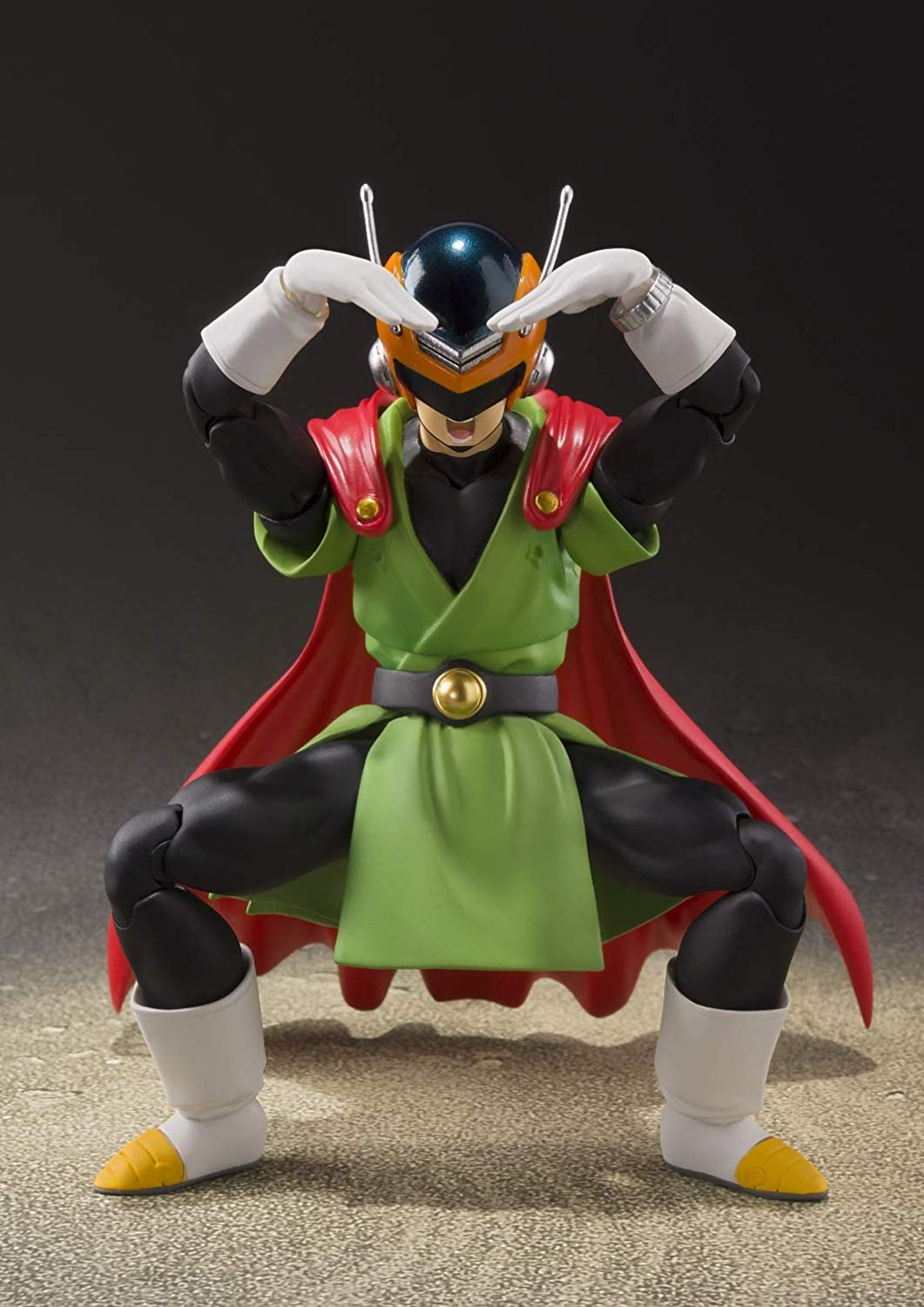 [Pre-Order] S.H.Figuarts Dragon Ball Z - Great Saiyaman