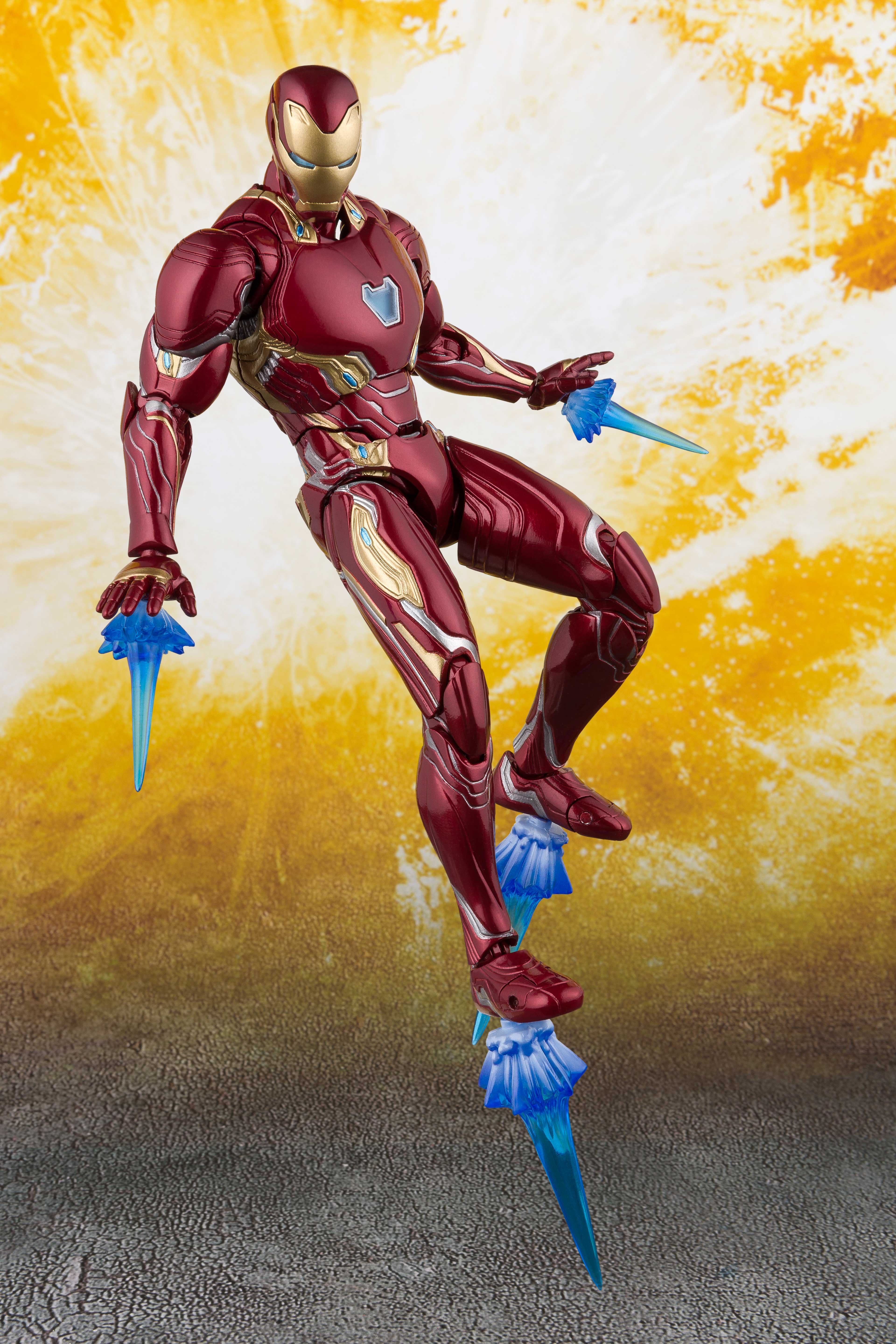 [Pre-Order] S.H. Figuarts: Avengers: Infinity War - Iron Man Mark 50 & Tamashii Stage