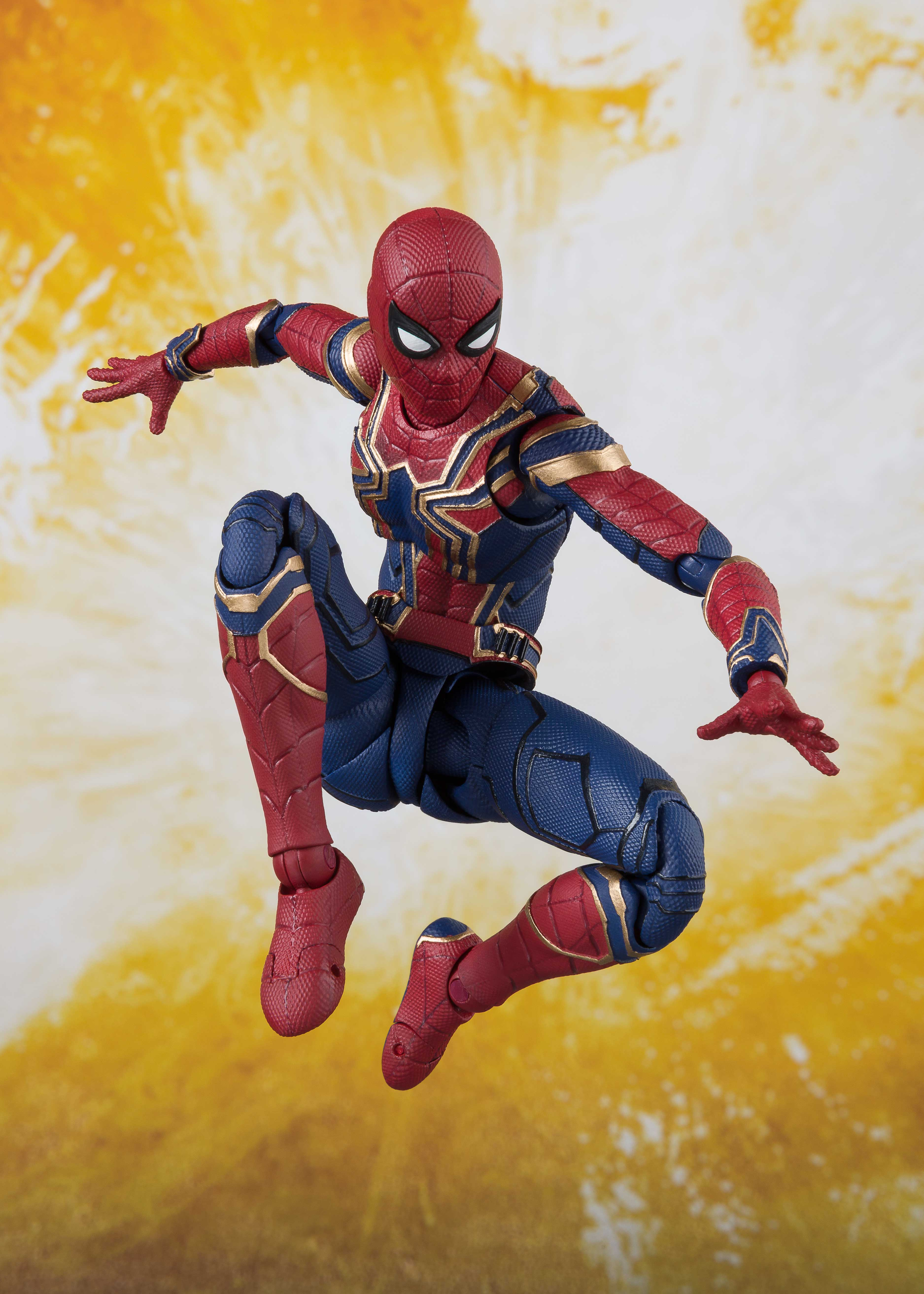 [Pre-Order] S.H. Figuarts: Avengers: Infinity War - Iron Spider & Tamashii Stage