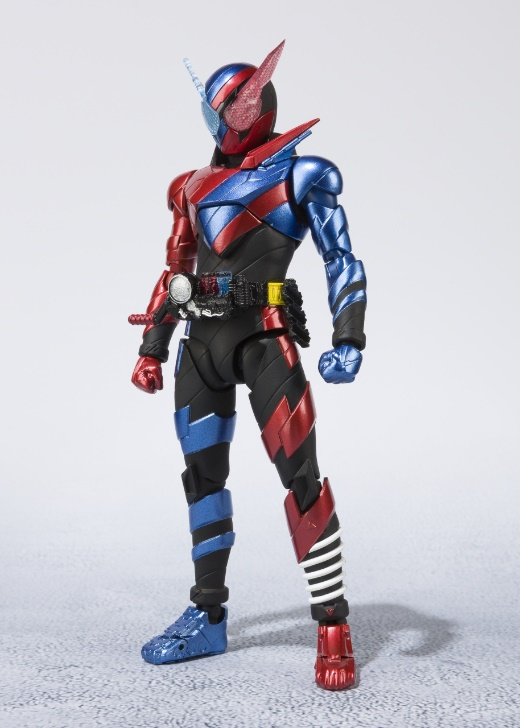 [Pre-Order] S.H.Figuarts Kamen Rider Build Rabbit Tank Form [Best Selection]