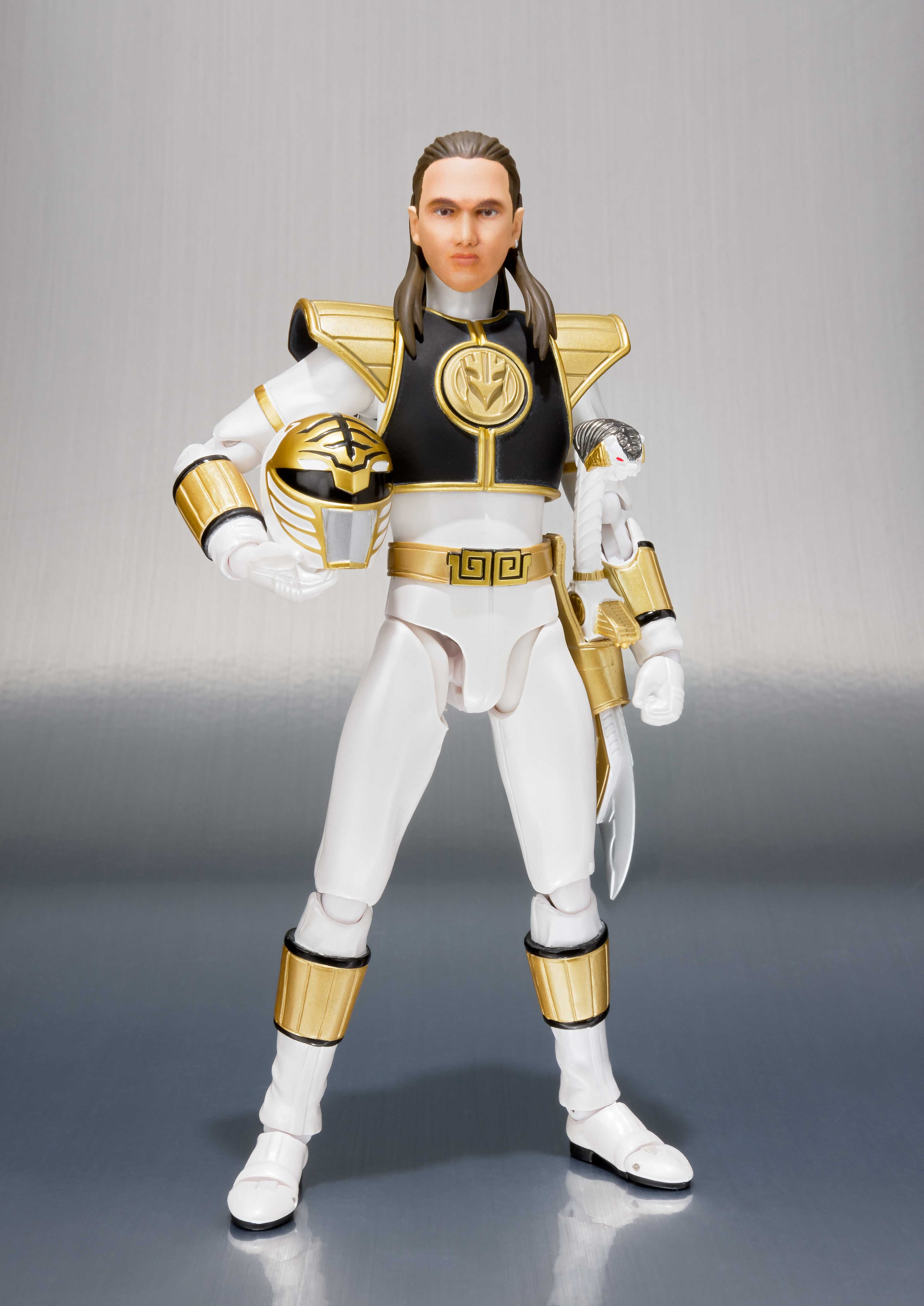 S.H.Figuarts: Mighty Morphin Power Rangers - White Ranger
