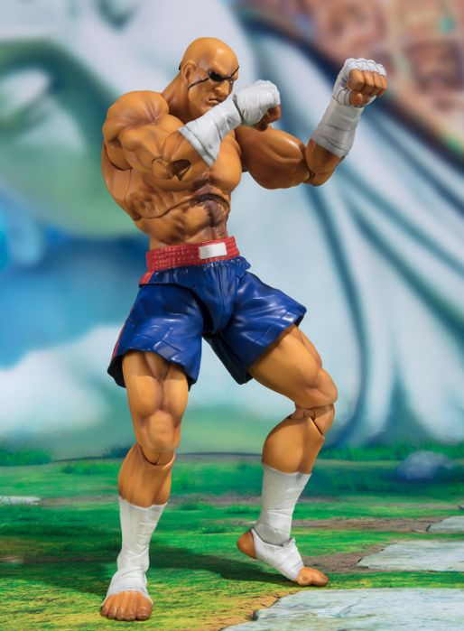 S.H.FIguarts Street Fighter - Sagat