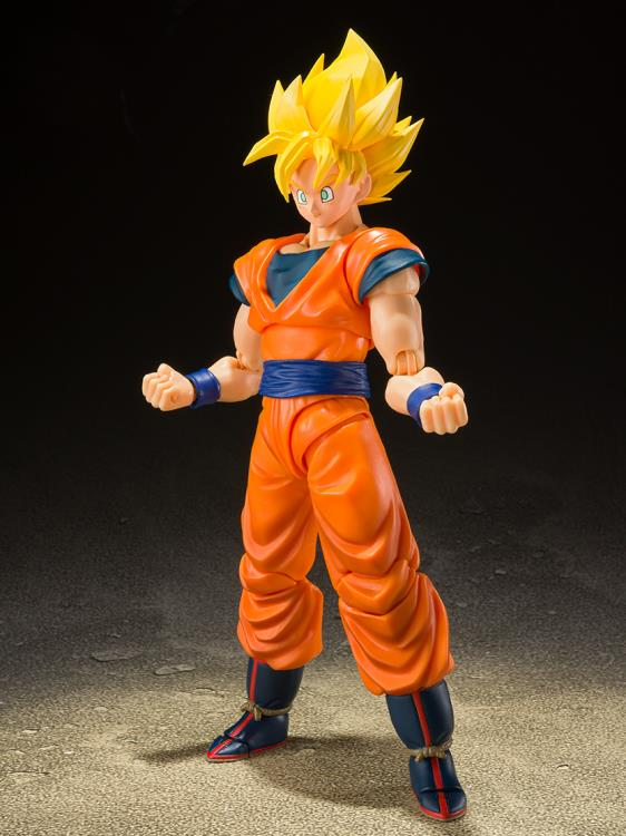 [Pre-Order] S.H.Figuarts Dragon Ball Z - Super Saiyan Full Power Son Goku