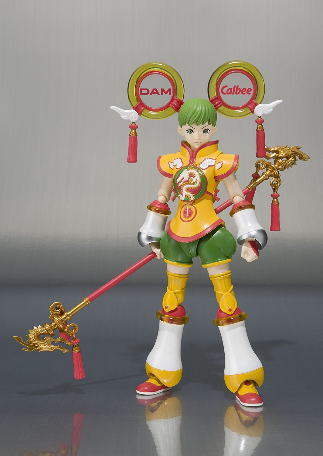 S.H. Figuarts: Tiger & Bunny - Dragon Kid