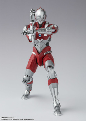 [Pre-Order] S.H.Figuarts - Ultraman The Animation Netflix Ver.