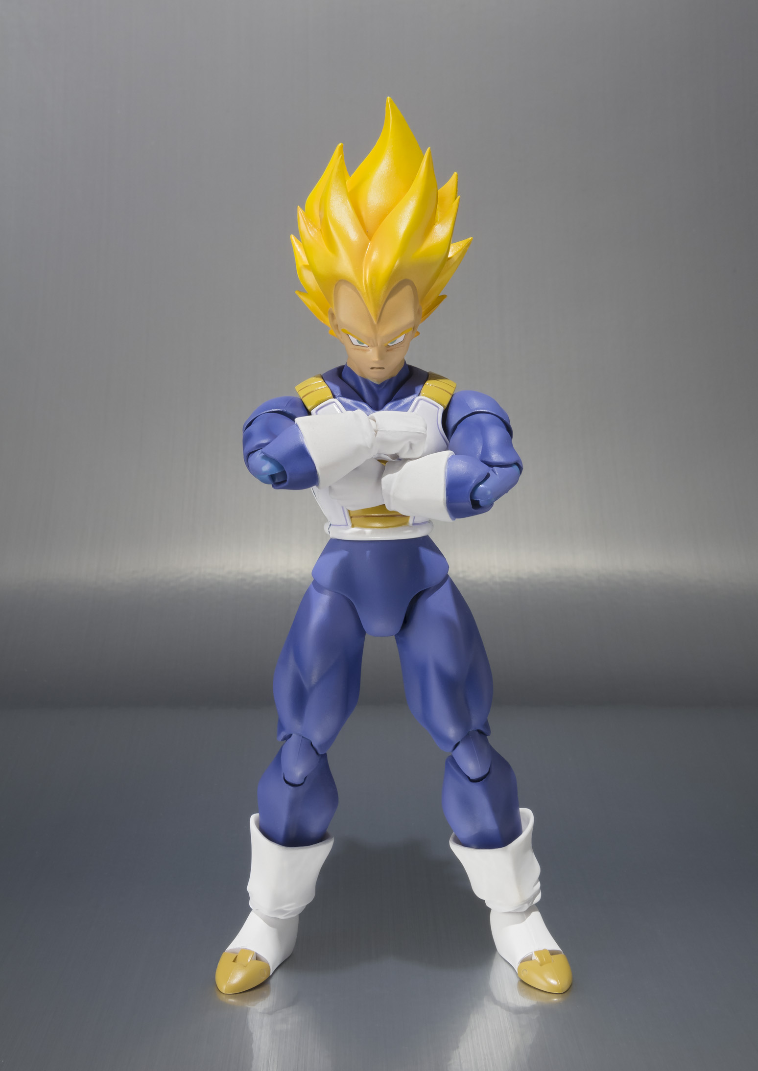 S.H.Figuarts Dragon Ball - Super Saiyan Vegeta Premium Color Edition