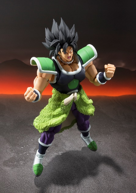 [Pre-Order] S.H.Figuarts Dragon Ball Super - Broly