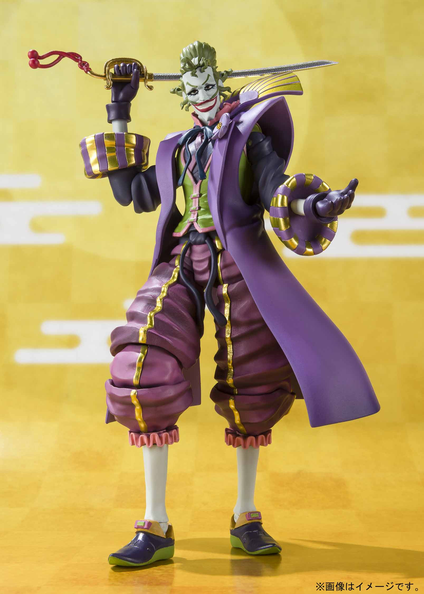 [Pre-Order] S.H. Figuarts: Ninja Batman - The Joker, Demon King Of The Sixth Heaven