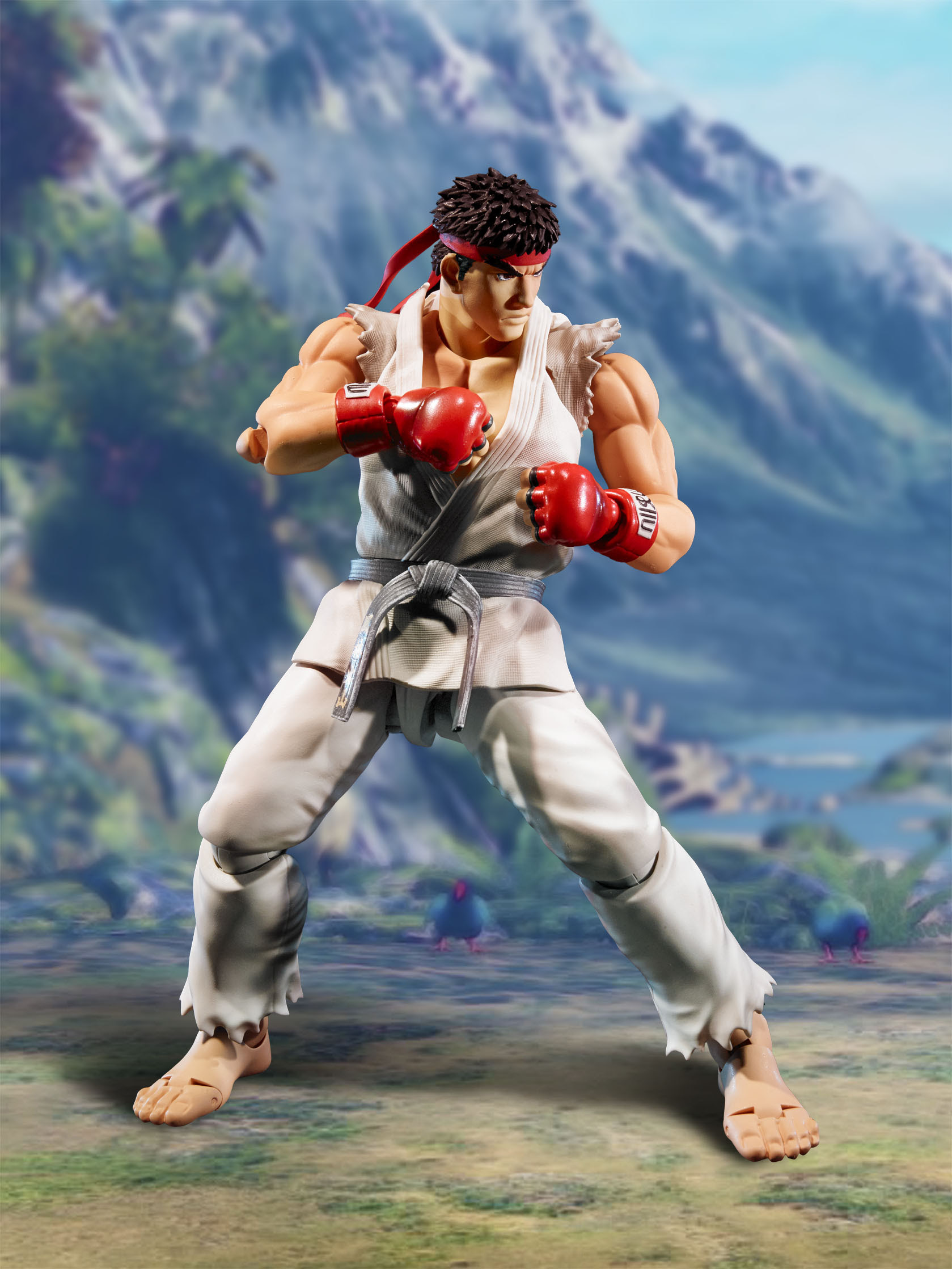 S.H.FIguarts Street Fighter V - Ryu