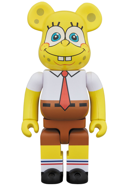 [Pre-Order] Bearbrick 1000% Spongebob - Click Image to Close