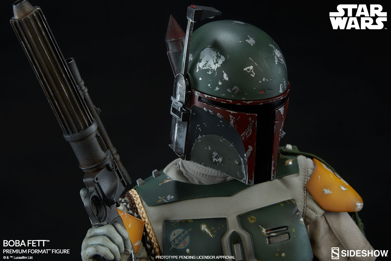 [Pre-Order] Return of the Jedi - Boba Fett Premium Format