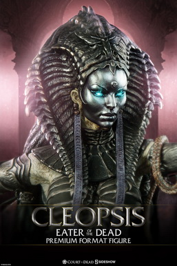 Court of the Dead - Eater of the Dead Cleopsis Premium Format