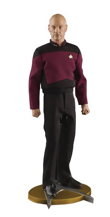 [Pre-Order] Star Trek Master Series - Captain Jean-Luc Picard 1/6 Action Figure