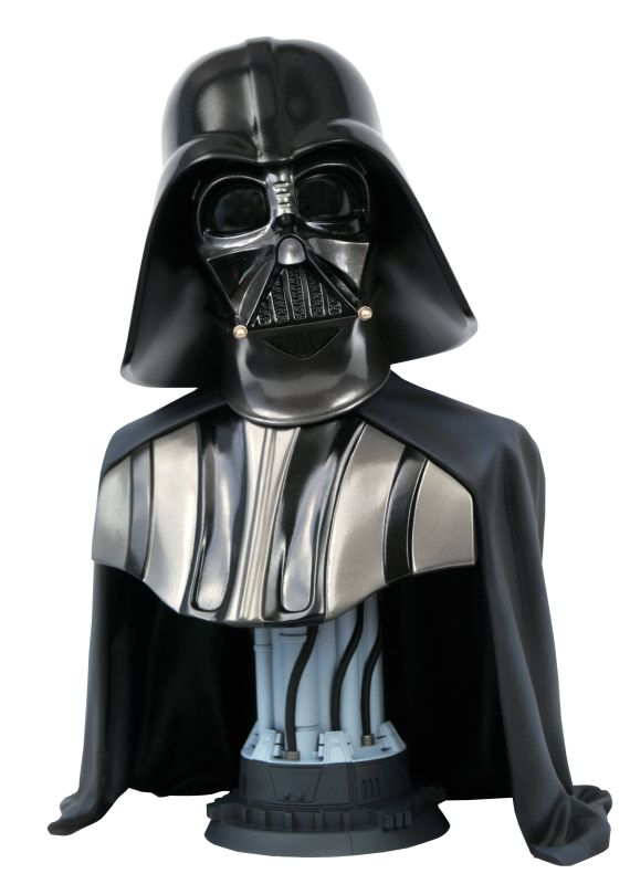 [Pre-Order] Star Wars Legends in 3D: Darth Vader